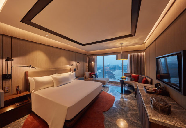 Conrad Bengaluru Deluxe Room