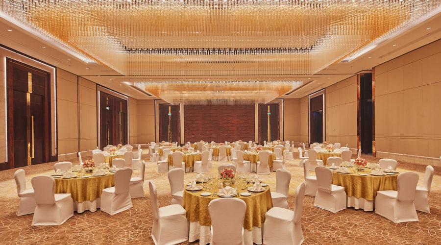 Conrad Bengaluru Grand Ballroom