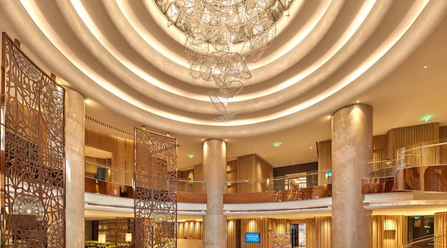 Conrad Bengaluru Lobby