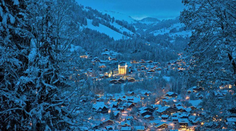 GSP Aussenbild Winter Blick Vom Eggli