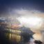 AIDAcara Wird In Hamburg Nach Der Weltreise Mit Einem Feuerwerk Begrüßt