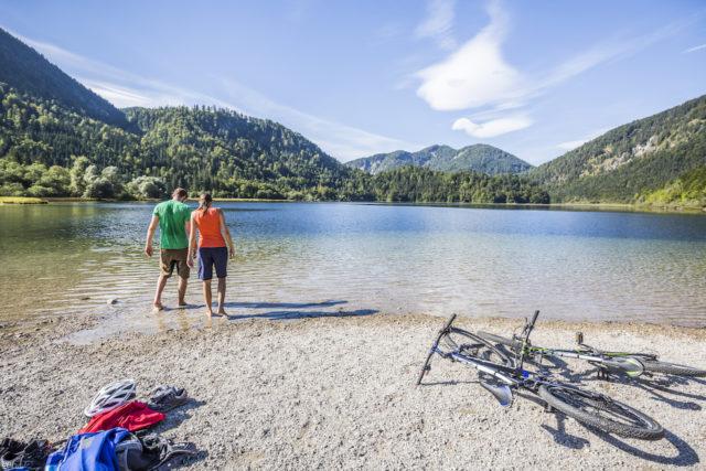 Mountainbiken Im 3 Seen Gebiet (c)Chiemgau Tourismus E.V. (1)
