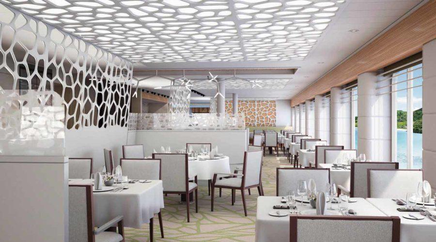 NAT INS Hauptrestaurant