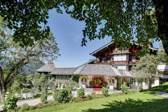 1. Tennerhof Gourmet & Spa De Charme Hotel