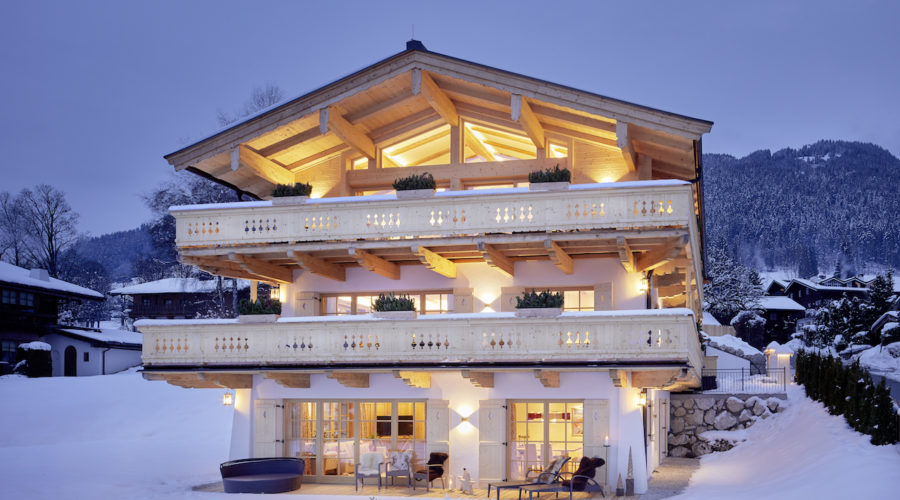 1. Tennerhof Luxury Chalet