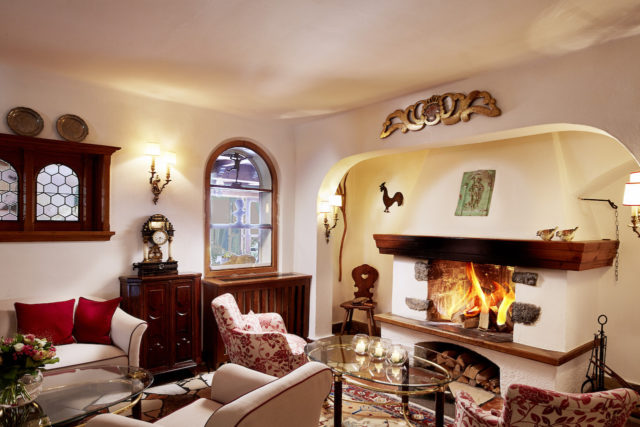 14. Lobby Tennerhof Gourmet & Spa De Charme De Hotel