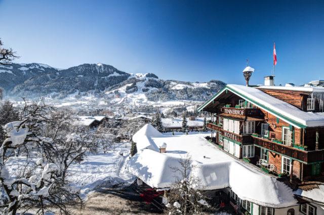 6. Winter In Kitzbühel