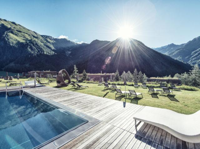 Gradonna Resort Aussicht Pool