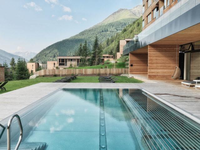 Gradonna Resort Pool