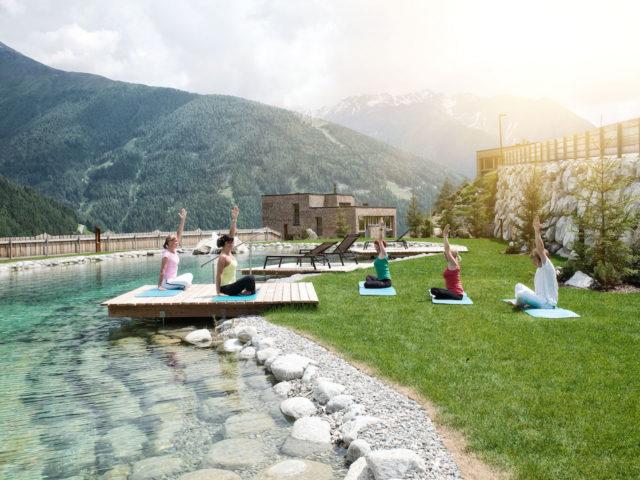Gradonna Resort Yoga 3