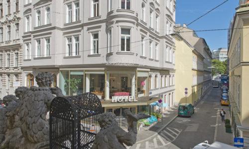 Hotel Beethoven Eingangsbereich 3