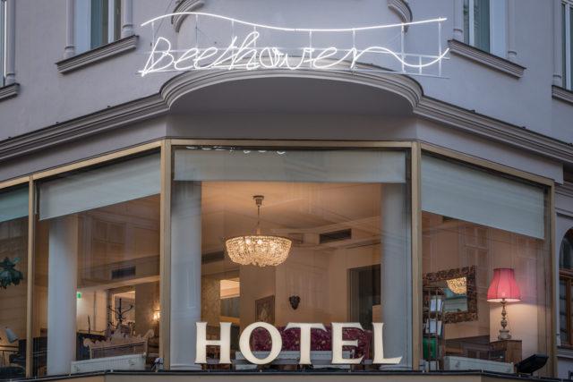 Hotel Beethoven Eingangsbereich 7