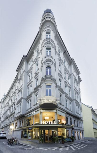 Hotel Beethoven Eingangsbereich 8