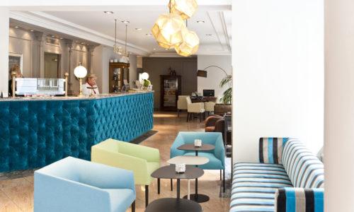 Hotel Beethoven Lobby 1