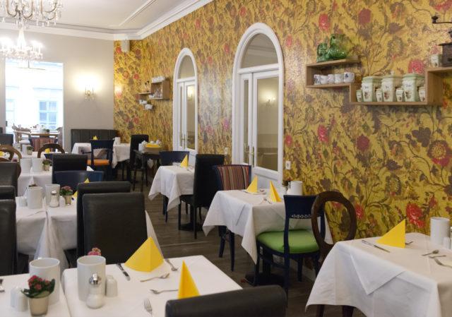 Hotel Beethoven Speisesaal 1