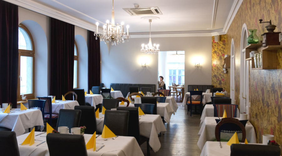 Hotel Beethoven Speisesaal 2