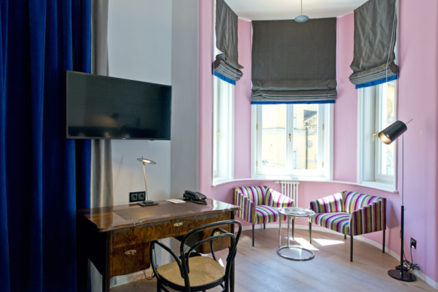 Hotel Beethoven Zimmer 105 4