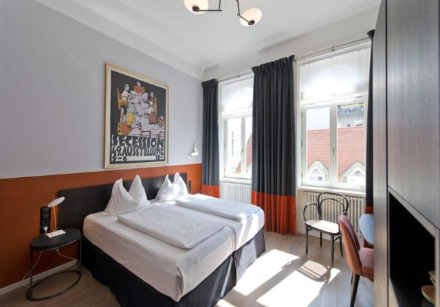 Hotel Beethoven Zimmer 203 1