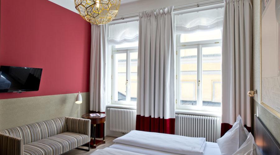 Hotel Beethoven Zimmer 207 3