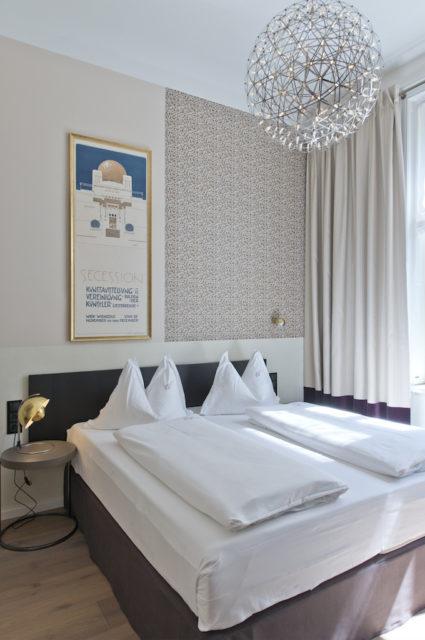 Hotel Beethoven Zimmer 208 3