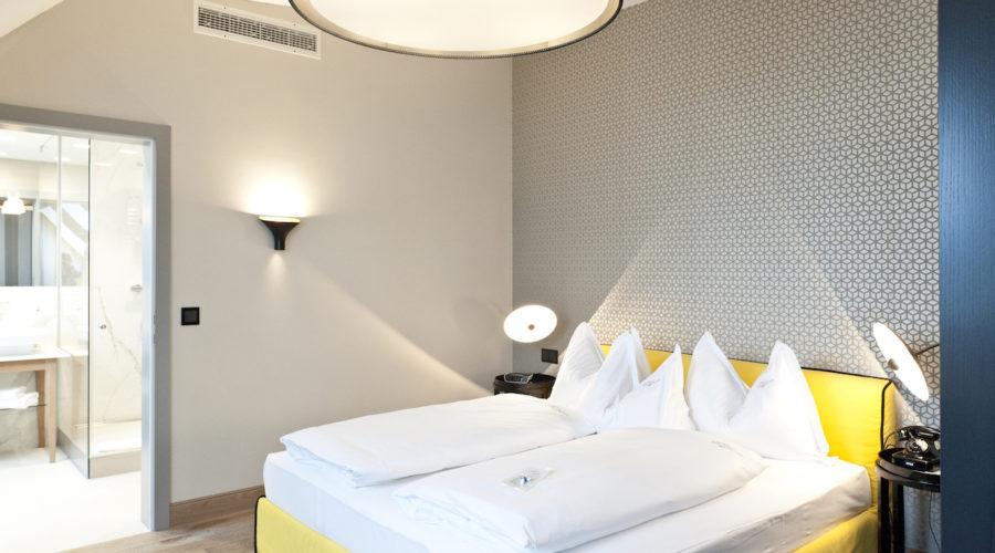 Hotel Beethoven Zimmer 604 2