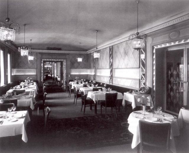 Restaurant Walterspiel 1926
