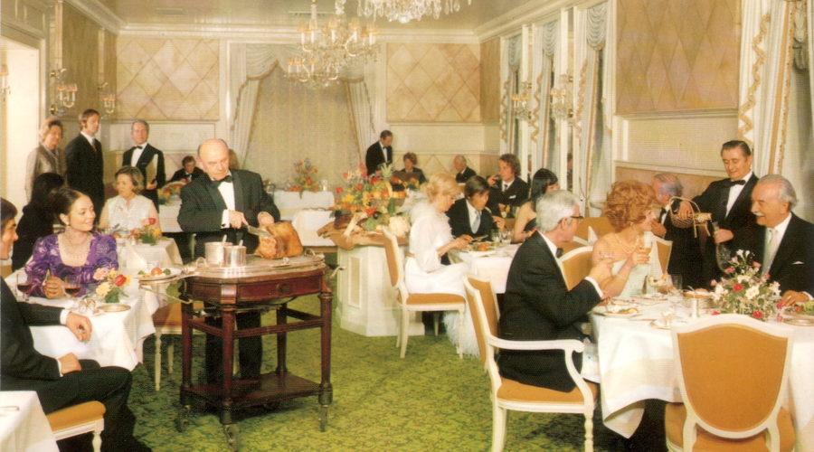 Restaurant Walterspiel 1972