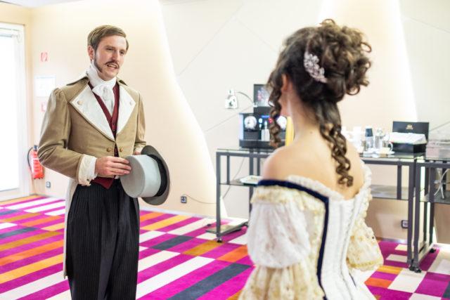 Schauspiel Dinner Des 19 Jahrhunderts 1