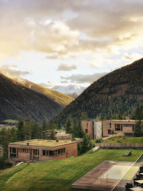 Gradonna Ausblick Berge ©Schultz Gruppe