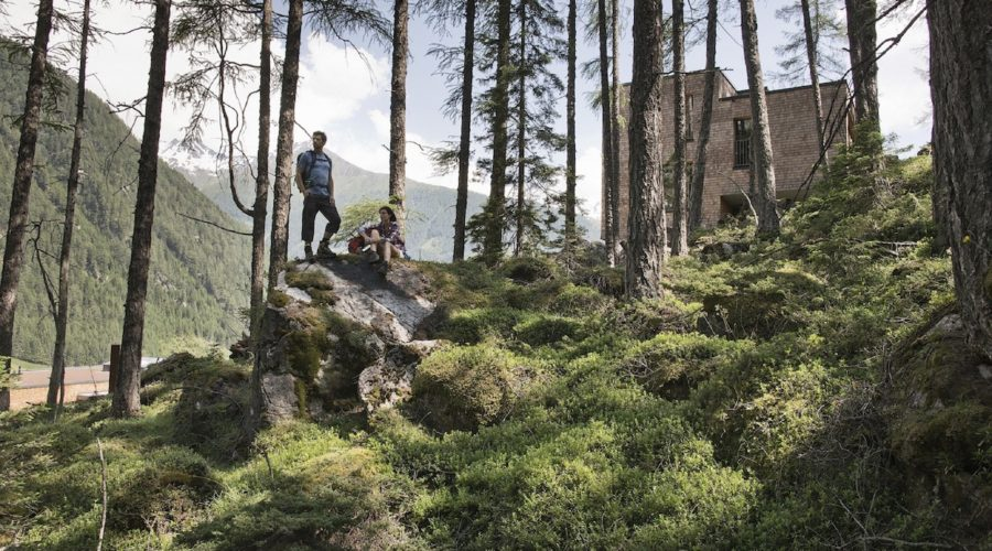 Gradonna Wald Ausblick ©Schultz Gruppe