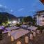 Hotel Kitzhof Blick Auf Die Bühne