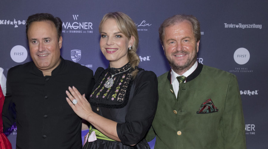 Karel Mark, Chichon, Elina Garanca, Johannes Mitterer