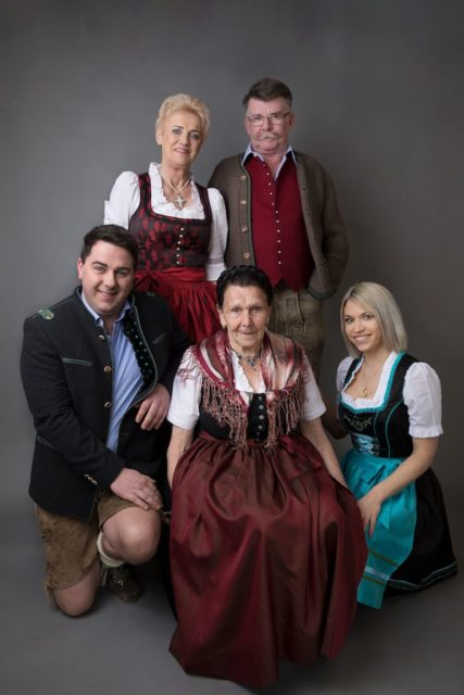 Familie Aster C Chaletdorf Prechtlgut