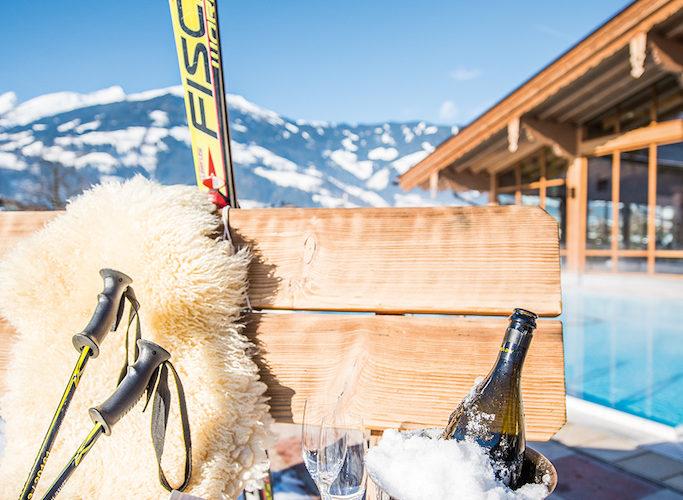 Image Pool Und Ski
