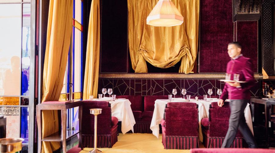 Restaurant Italien, La Mamounia 2016
