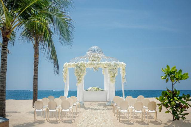 Mulia Beach Wedding 02