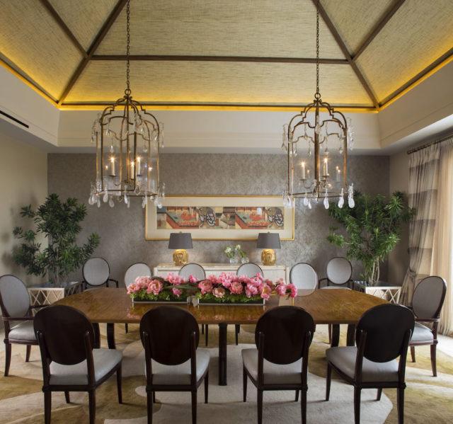 Mulia Mansion Dining Room