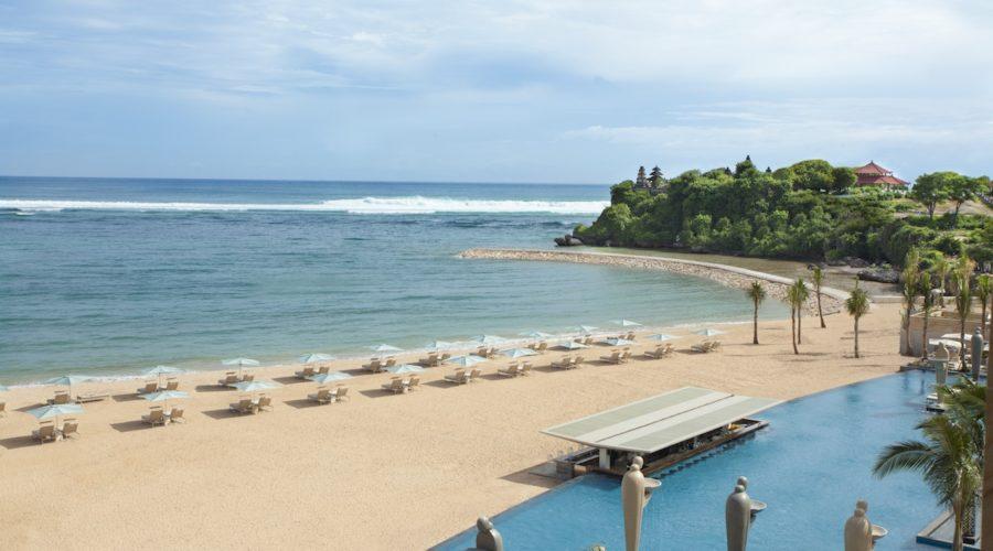 Mulia Resort Beach Front Sea View
