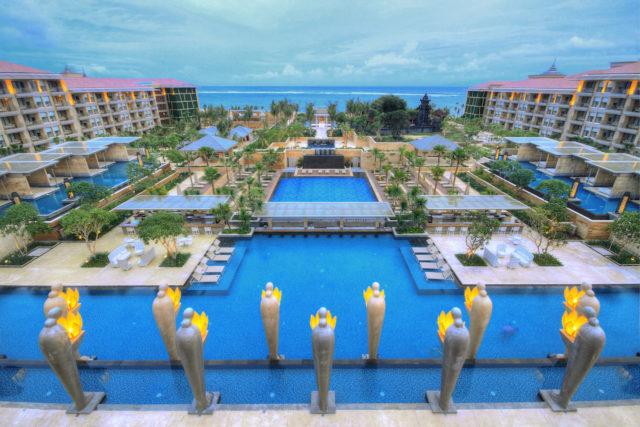 Mulia Resort Overview
