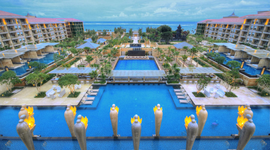 Mulia Resort Overview