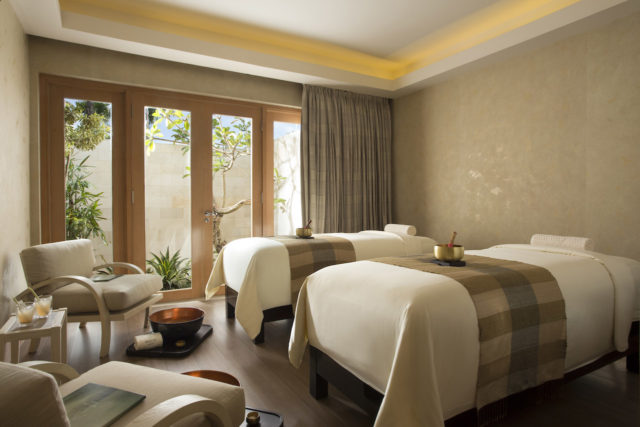 Mulia Spa Treatment Room 1