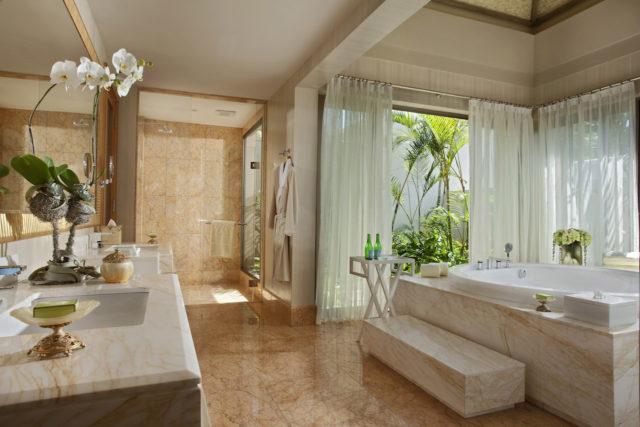 Mulia Villas One Bedroom Bathroom