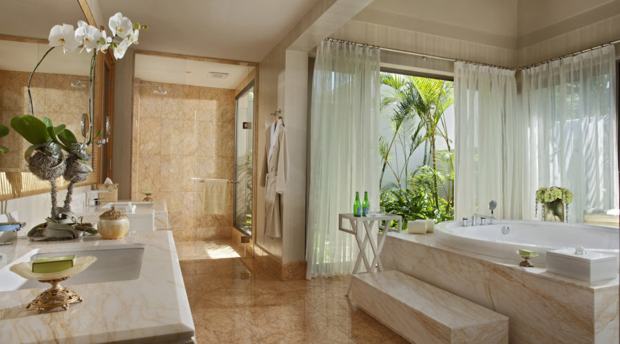 Mulia Villas One Bedroom Bathroom