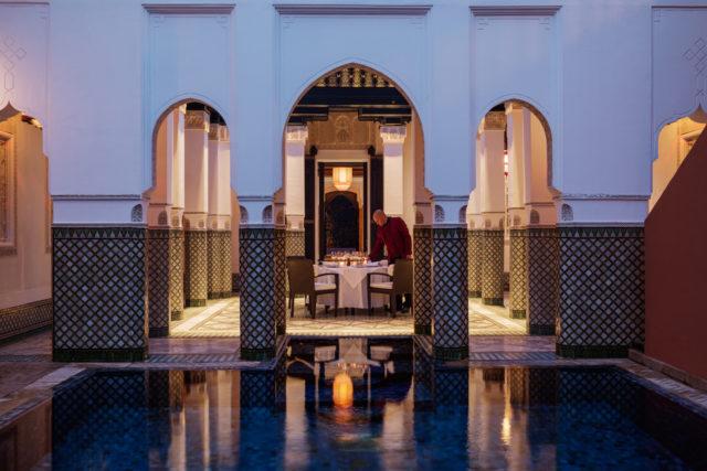 Riad, La Mamounia 2016