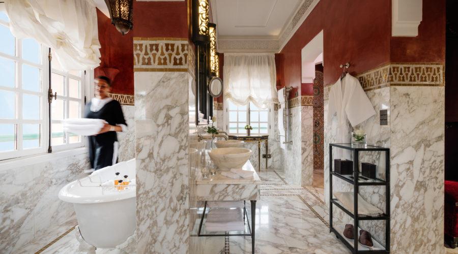 Al Mamoun Suite, Room 280, La Mamounia 2016