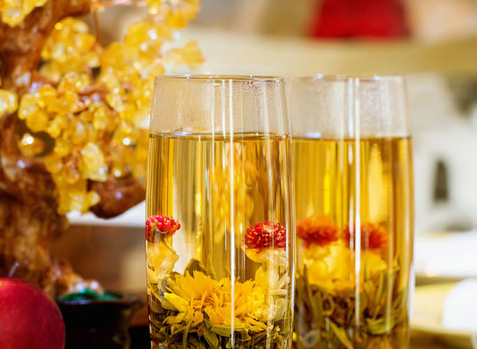 Table8 Hua Er Cha (Tea Flowers)