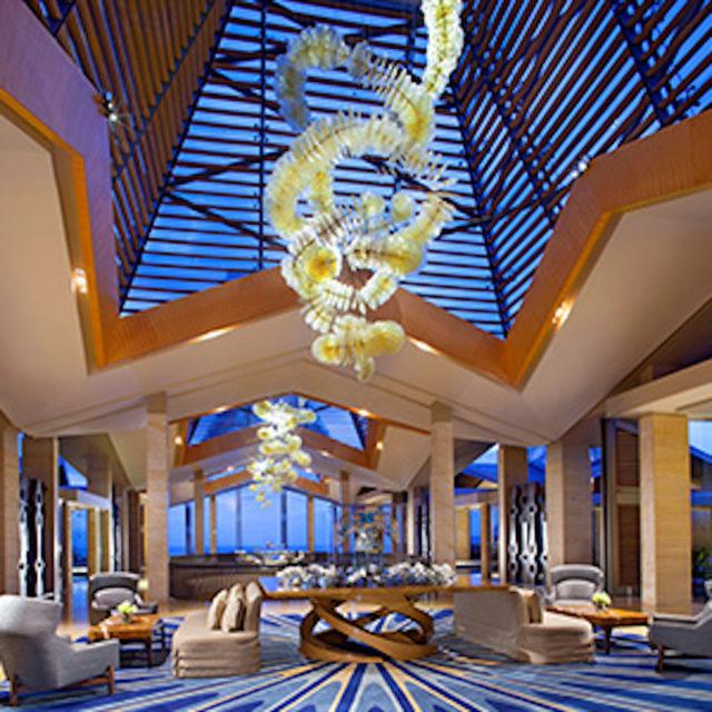 The Mulia Lobby