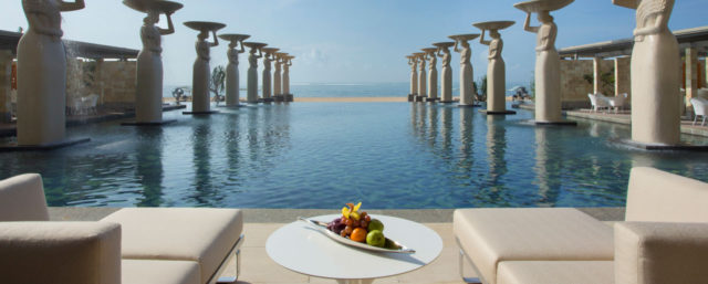 The Mulia The Oasis Pool