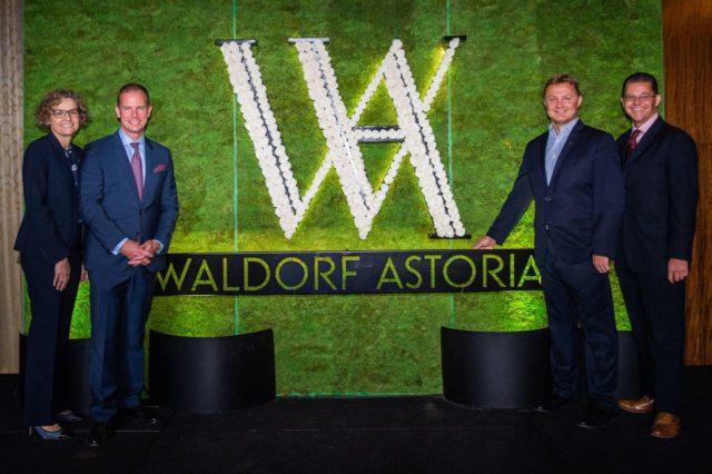 Waldorf Astoria Hotel & Residences Las Vegas Press Release Image