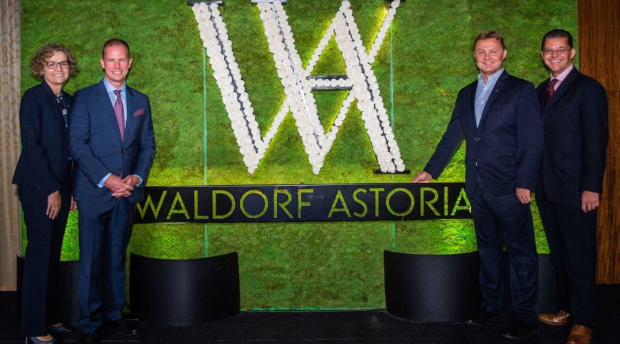 Waldorf Astoria Hotel & Residences Las Vegas Press Release Image